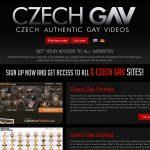 New Czechgav Account