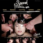 Sperm Mania Membership Deal