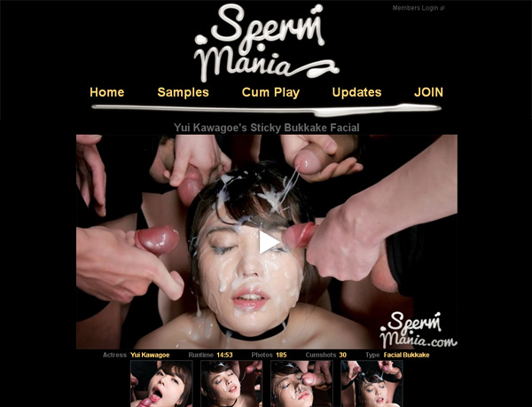 Sperm Mania With IBAN / BIC
